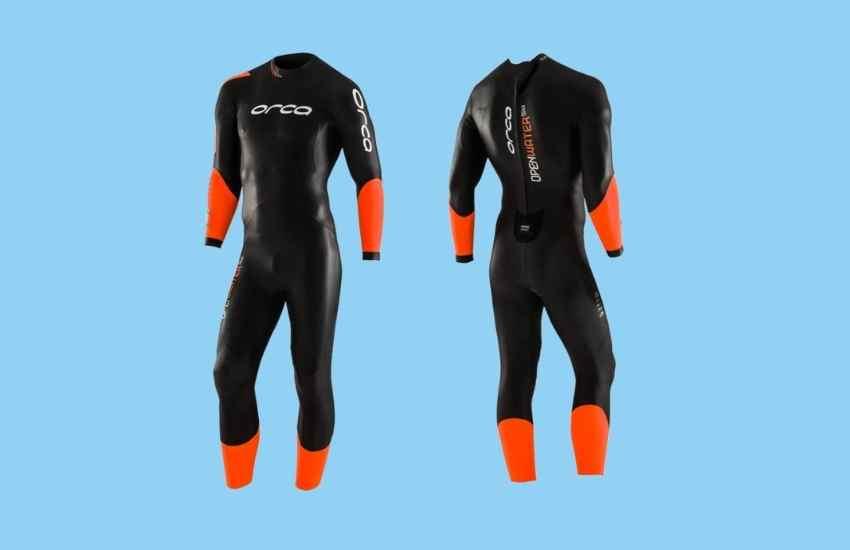 Orca Open Water Full Sleeve Smart Wetsuit