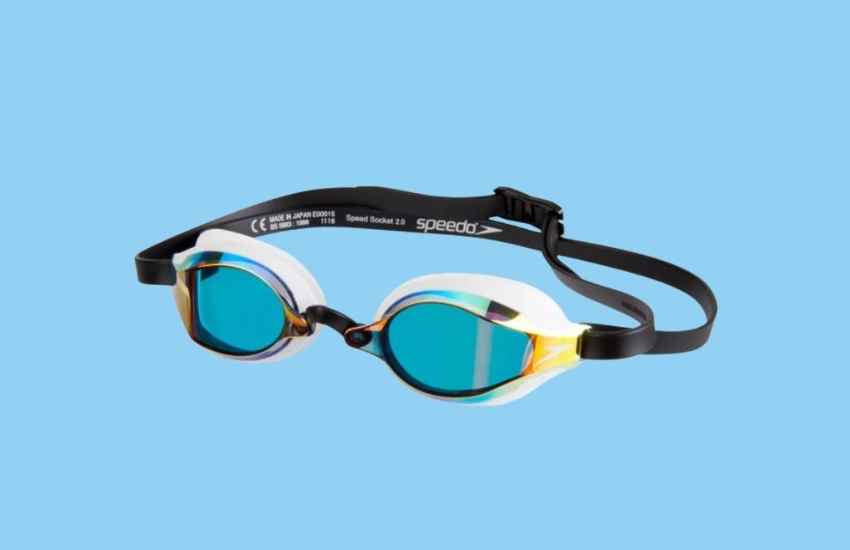 Speedo Speed Socket 2.0 Antifog Goggles