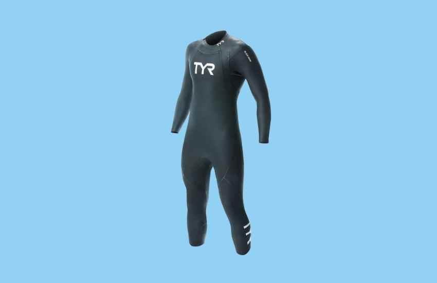 TYR Cat 1 Full Sleeve Triathlon Wetsuit