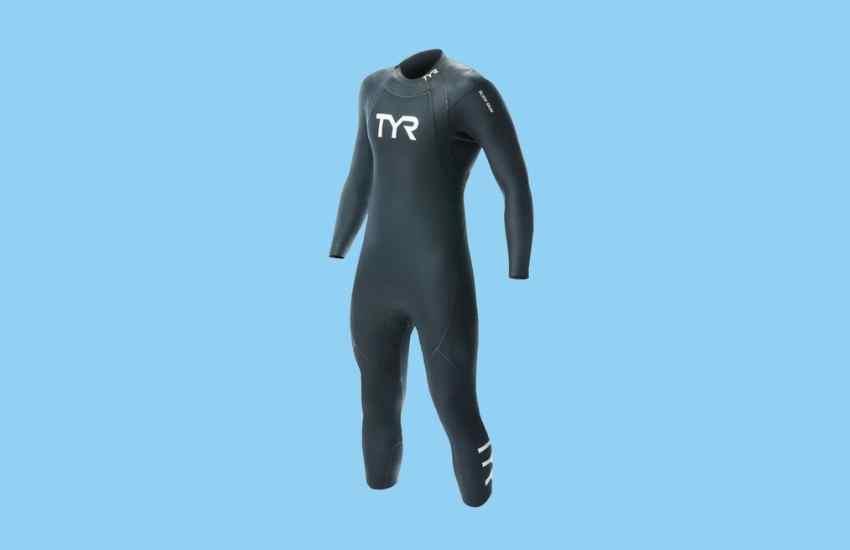 TYR Hurricane Cat 1 Men's Triathlon Wetsuit