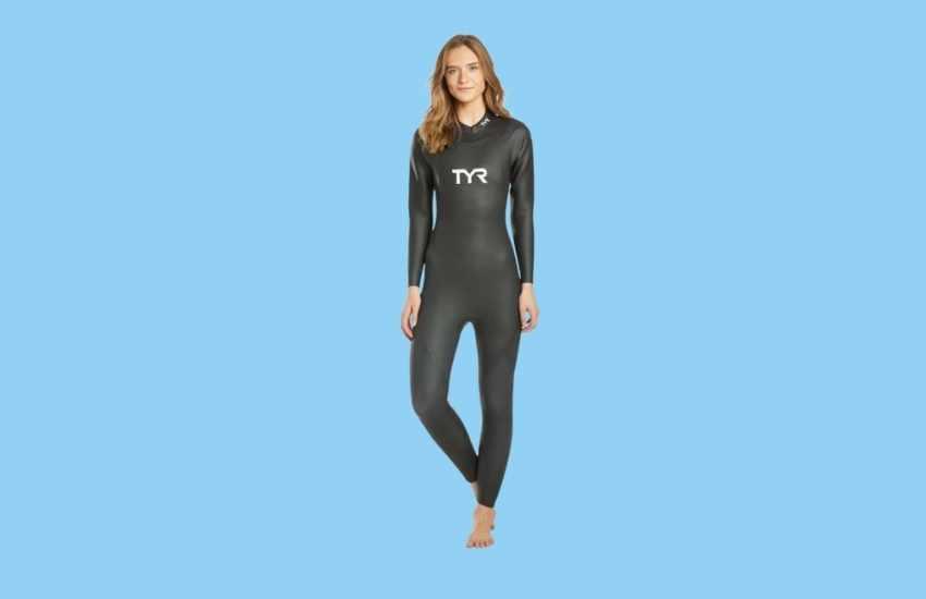 TYR Women's Hurricane Cat 1 Full Sleeve Wetsuit