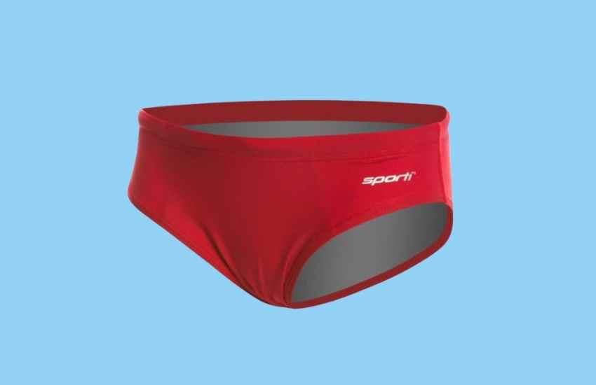 Sporti Solid Youth Swim Brief